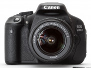 Canon 600D DSLR Camera in Pakistan