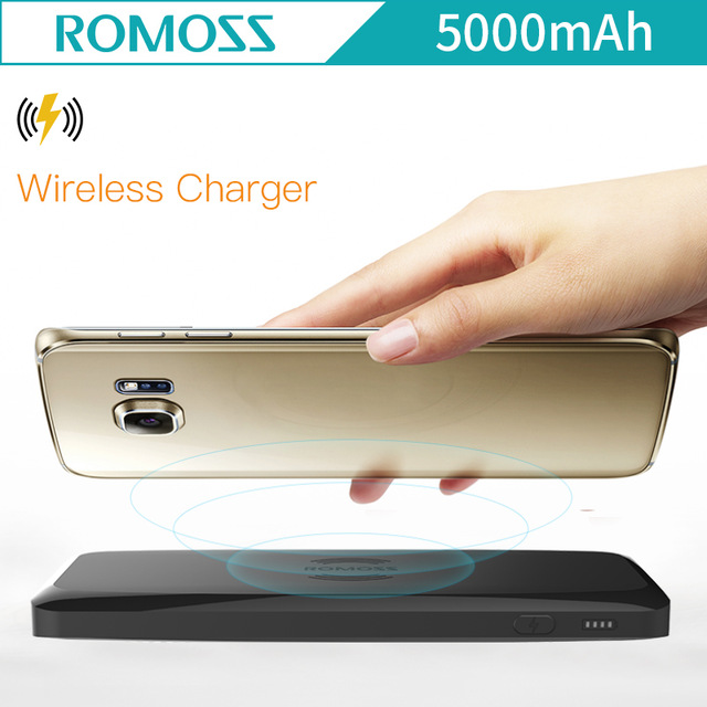 how to know if romoss power bank is charging