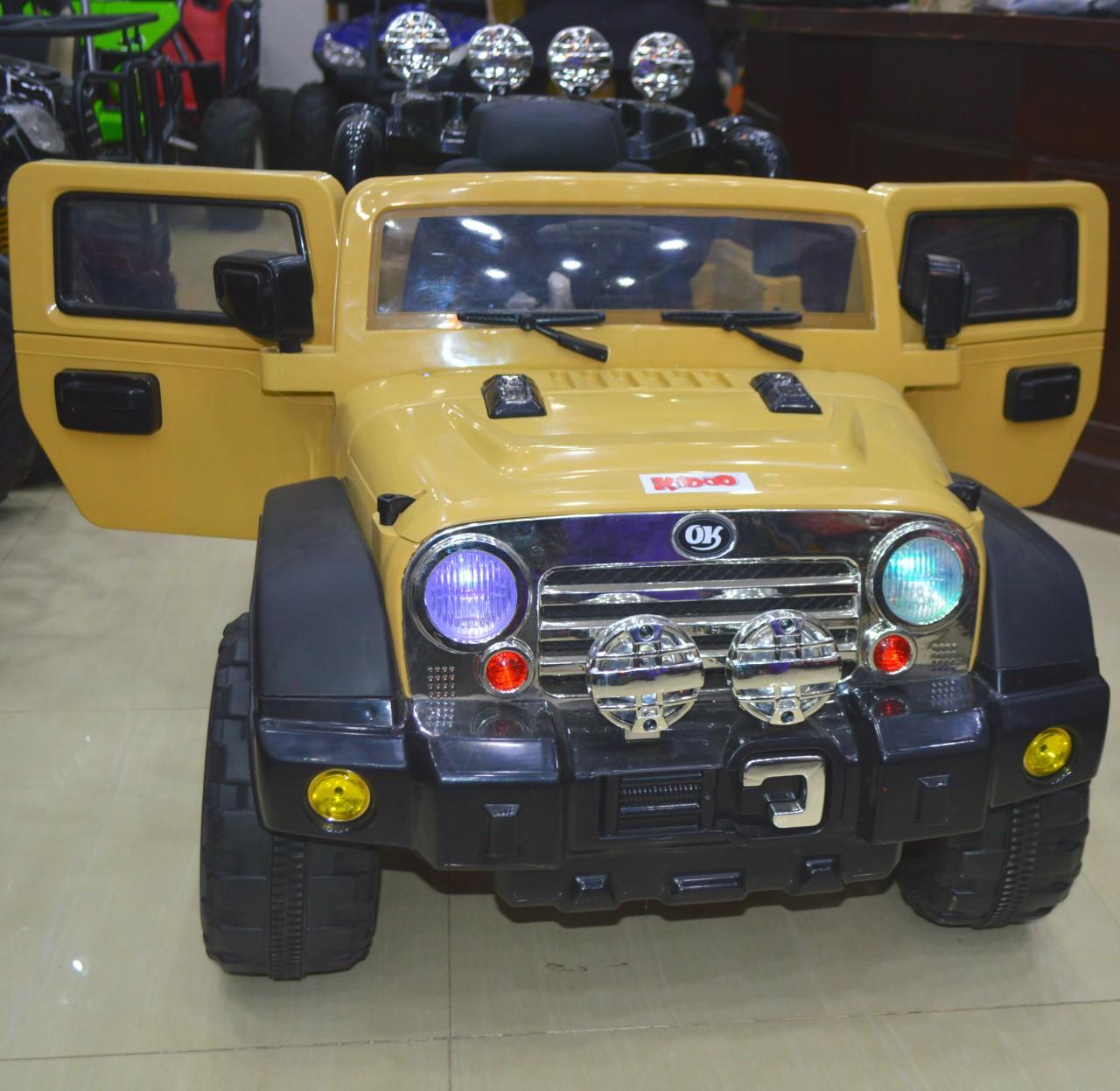 Kids Electric Smart Jeep Model No 235k Price In Pakistan