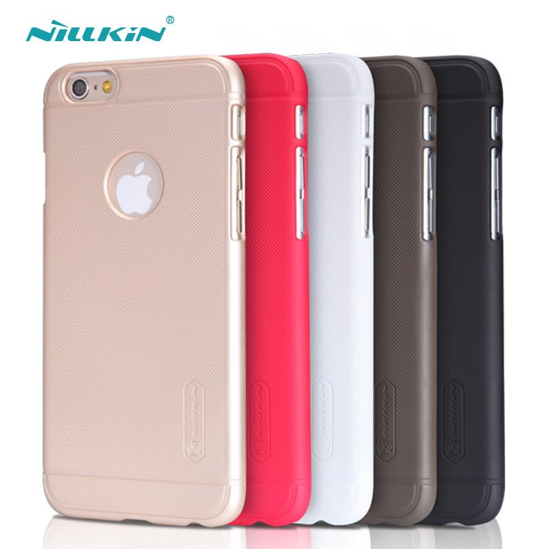 new products 92da2 80da9 Nillkin Super Frosted Back Cover iPhone 6/6s Plus