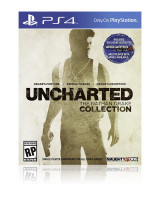 Naughty Dog Uncharted The Nathan Drake Collection PS4 Price in Pakistan