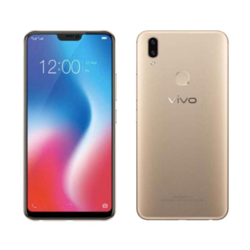 Vivo Y71 Dual Sim (4G, 2GB RAM, 16GB ROM, Gold) Official Warranty