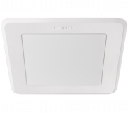 Philips Square Downlights 67050 25 SQ 27K LED 3W recessed LED in Pakistan