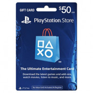 Sony Playstation Store Gift Card 50 Dollars For USA Region Price In Pakistan
