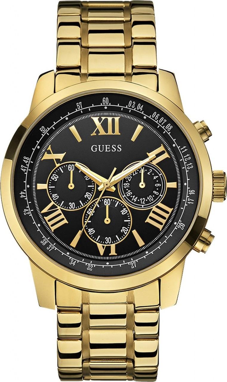 guess horizon mens chronograph w0379g4 price in pak