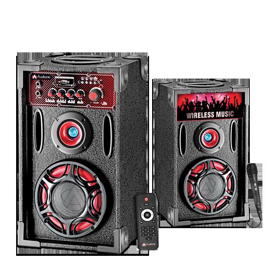 Audionic Classic Bt 165 2 0 Bluetooth Speaker Price In Pakistan