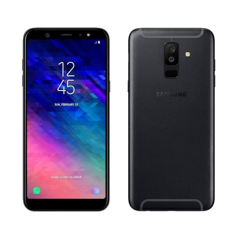 Samsung Galaxy A6+ (2018) Dual Sim ( 4G, 4GB RAM, 32GB, Black)