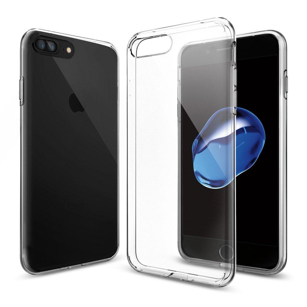 wholesale dealer dbdf5 9798f Spigen Liquid Crystal Case For iPhone 7 plus