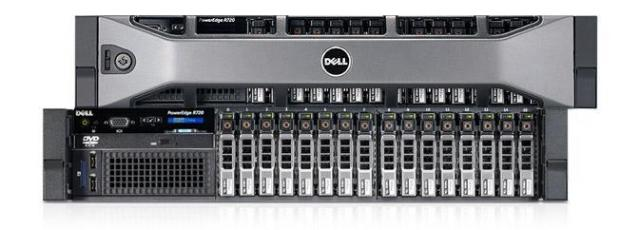Dell PowerEdge R730 2U 2-Way Server Conf. 2- E5-2620 v3 w