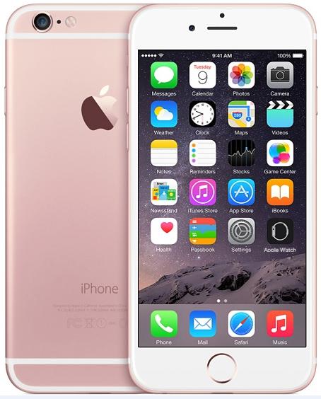 info for f41ed c8f90 Apple iPhone 6S PLUS (64GB, Rose GOLD)