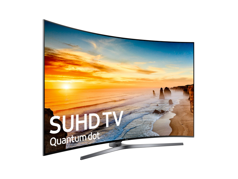samsung 78 78ks9800 suhd 4k curved smart led tv. Black Bedroom Furniture Sets. Home Design Ideas