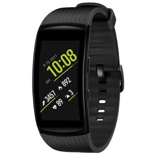 Samsung Galaxy Gear Fit 2 Pro Watch (Black)