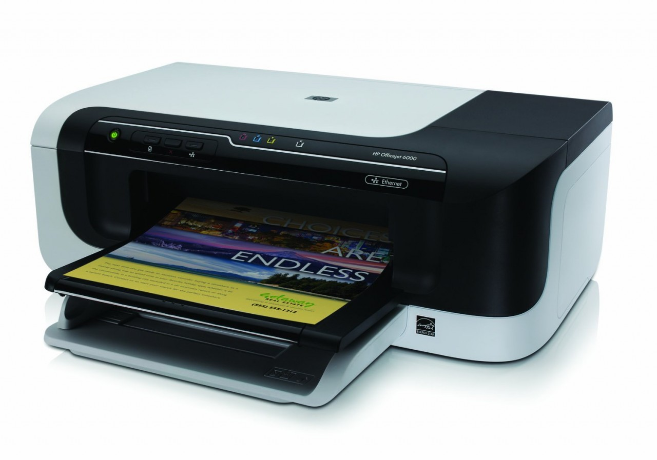 Hp officejet 6000 color inkjet printer price in pakistan for Best home office inkjet printer