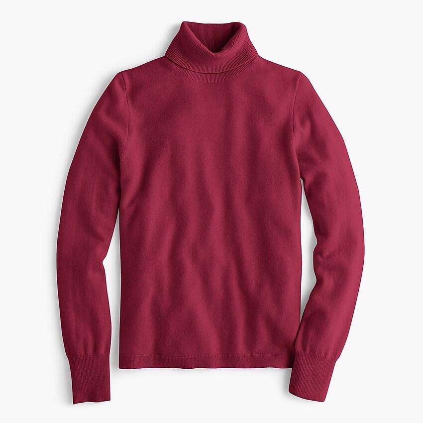 J.Crew Everyday cashmere turtleneck sweater Multicolor