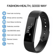 SMART WATCH WITH HEART RATE 115HR Price in Pakistan