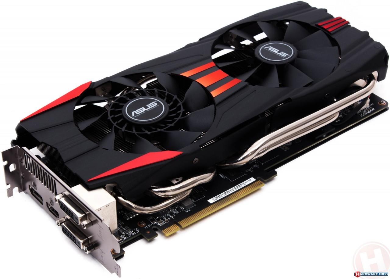 ASUS AMD Radeon R9 290X 4GB GDDR5 512-bit Overclocked DirectCU II Edition 9290X-DC2OC-4GD5 Price ...