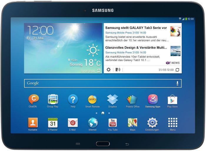 products Samsung Galaxy Tab  P GB Black Price In Pakistan