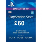 PlayStation Network 60 GBP Gift Card Price In Pakistan