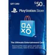 USA PSN 50 CARD Instant Delivery In Pakistan