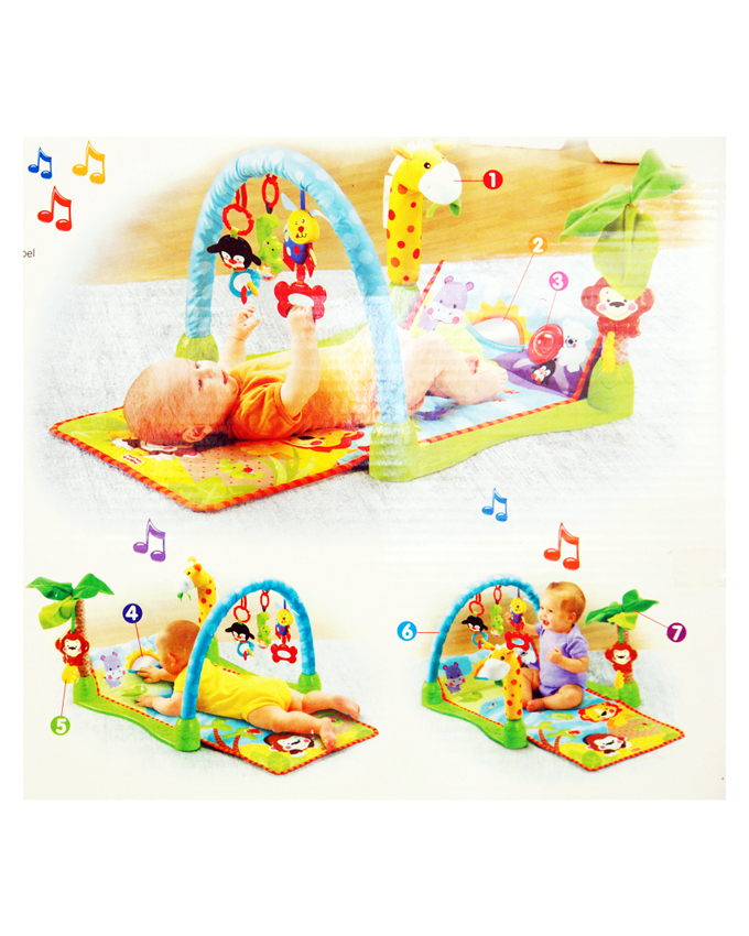 Fisher Price Play Gym 3 In 1 In Pakistan Home Shopping