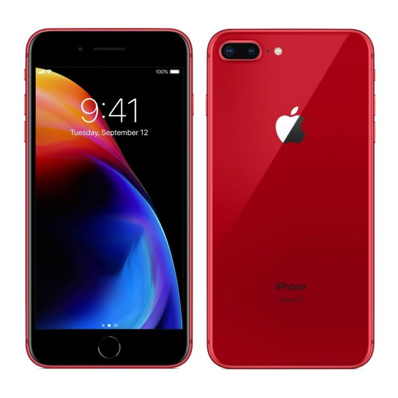 Apple iPhone 8 Plus (4G, 256GB, Red) Prine In Pakistan
