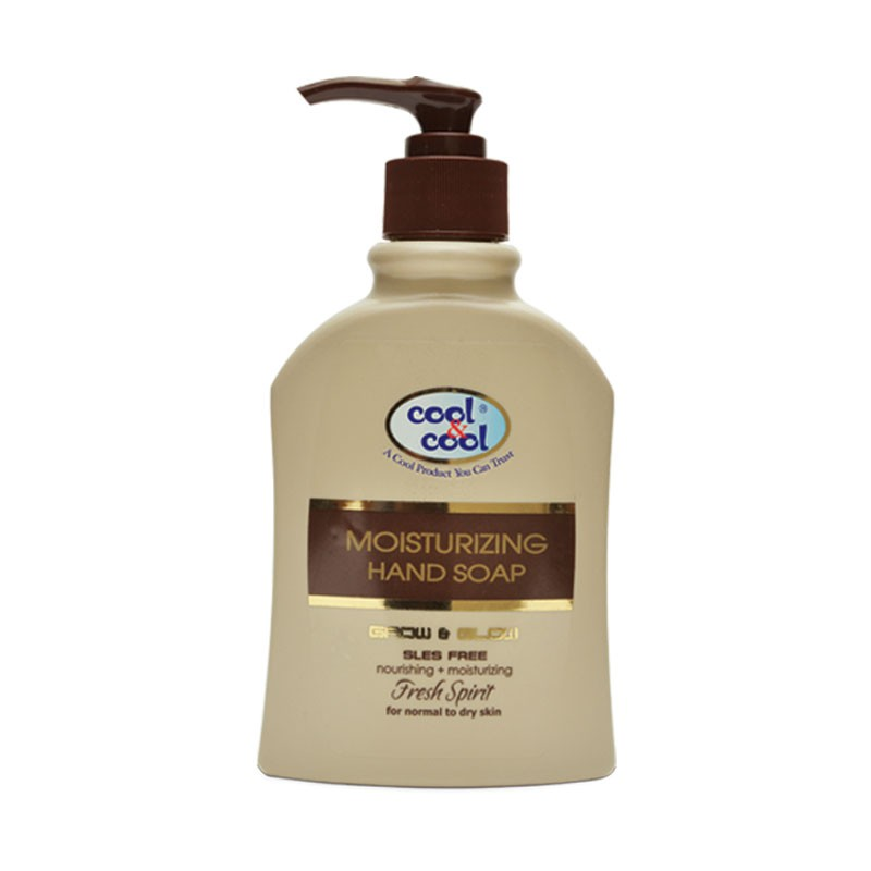Moisturizing hand soap fresh spirit 250ml price in pakist for Cool house products
