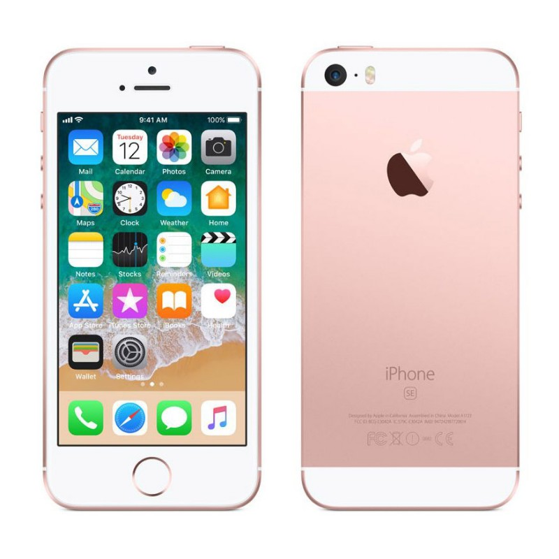 Iphone se rose gold price in pakistan