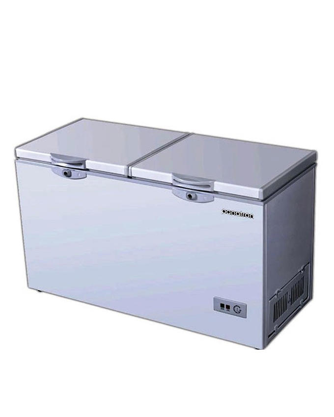 Panatron Deep Freezer Pcf 375 Double Door In Pakistan