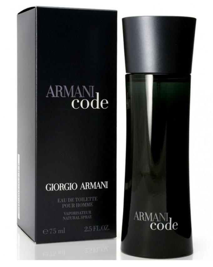 Giorgio Armani Code 75ml Best Retail Price In Pakistan