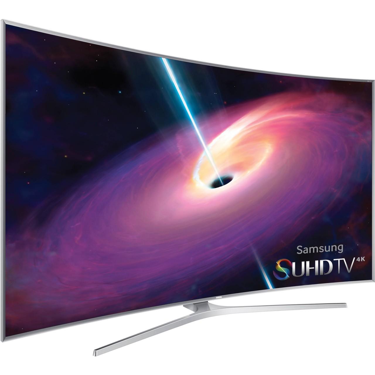 samsung 78 78js9500 curved suhd 4k smart led tv. Black Bedroom Furniture Sets. Home Design Ideas