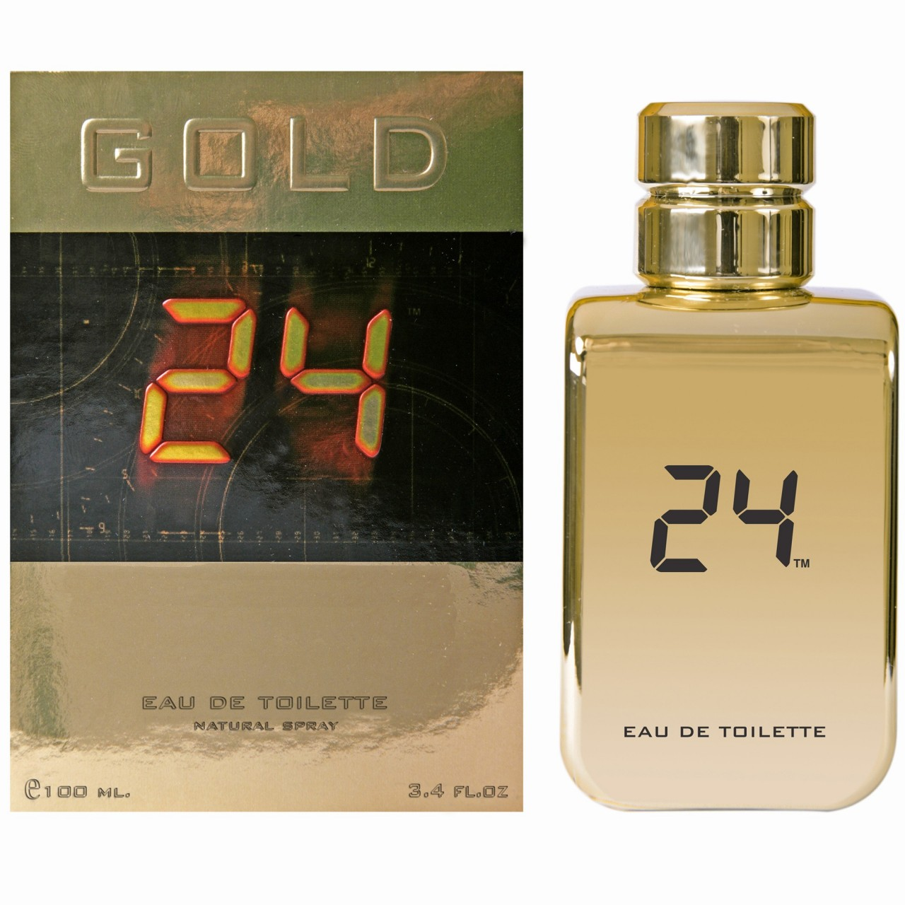 Scentstory 24 The Fragrance Gold 100ml Edt In Pakistan