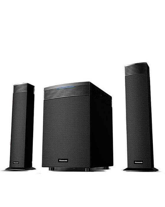 panasonic sc ht31 2 1 channel speaker system in pakistan. Black Bedroom Furniture Sets. Home Design Ideas