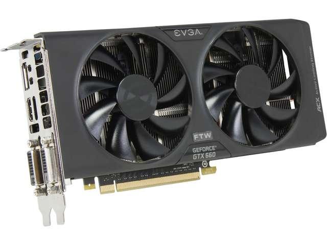 ekran kartı nvidia gtx 660 2gb / amd hd7870 2gb