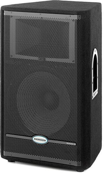 Samson RS15 HD - PA Enclosure Passive PA Speakers (Pair)