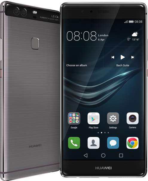 1a025128d1013 Huawei P9 Plus (Grey) Price In Pakistan - Home Shopping