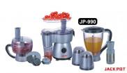 Jack Pot JP990 Food Processor in Pakistan