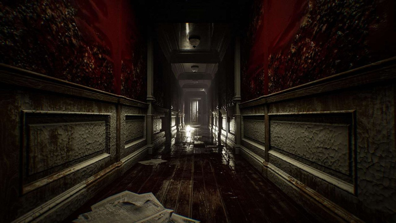 Layers of Fear 2 Game Xbox One Price in Pakistan - Homeshopping
