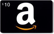 Amazon Gift Card 10 dollars For USA Region Price In Pakistan