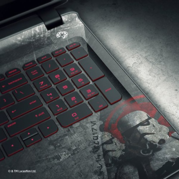 Hp star wars special edition 15an008 ci5 6th gen 8gb 1tb for Interior design and decoration 6th edition