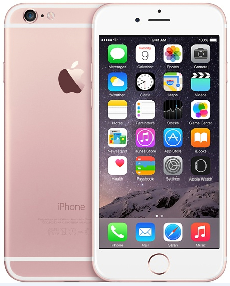 IPhone 6S PLUS 128GB Rose GOLD Image
