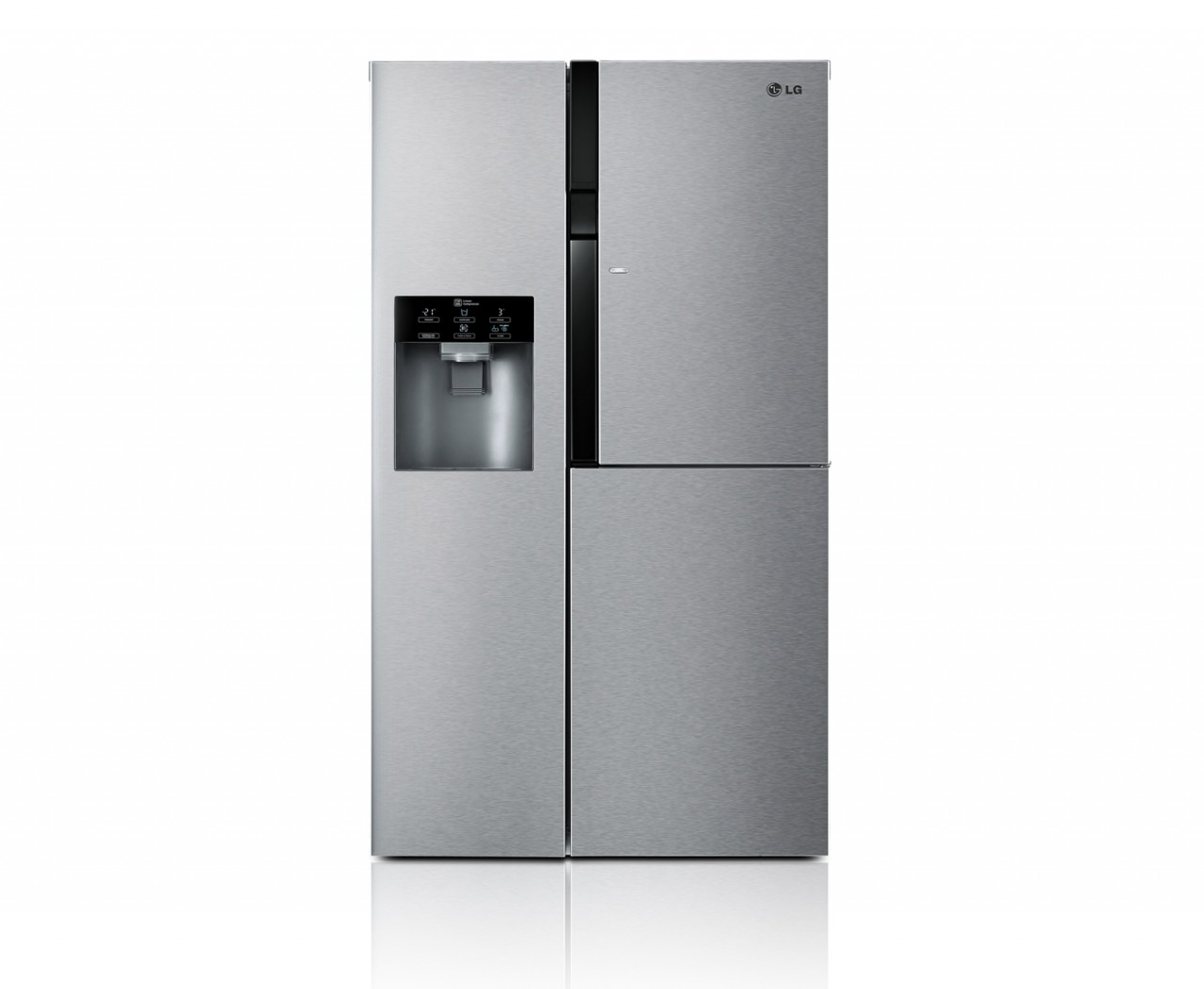 lg grj257jsxn side by side refrigerator in pakistan. Black Bedroom Furniture Sets. Home Design Ideas