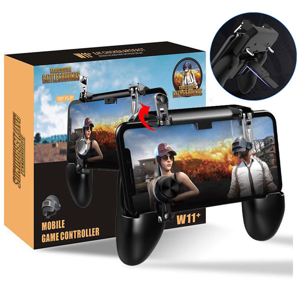 PUBG Mobile controller W11+ for IOS and Android