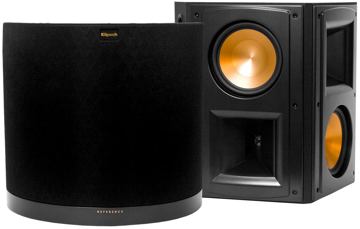 klipsch rs 62 ii black surround speaker in pakistan. Black Bedroom Furniture Sets. Home Design Ideas