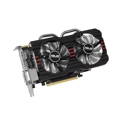 ASUS AMD Radeon R7 260X Overclocked DirectCU II HDCP 128-bit GDDR5 (3 Yrs   Local Warranty)