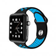 Android Bluetooth Smartwatch M3 Blue Price in Pakistan