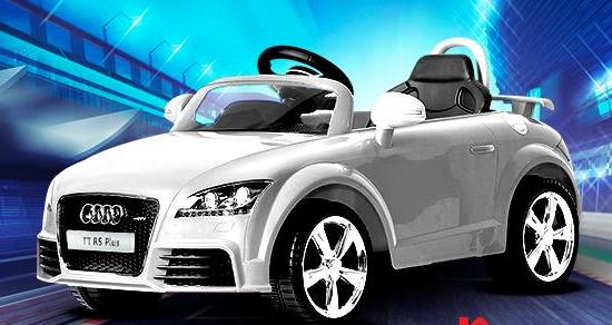 Monocruiser Audi Kids Car Clb Z676 Ar