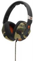 Skullcandy S6SCGY366 Crusher OverEar Headphones CAMO in Pakistan