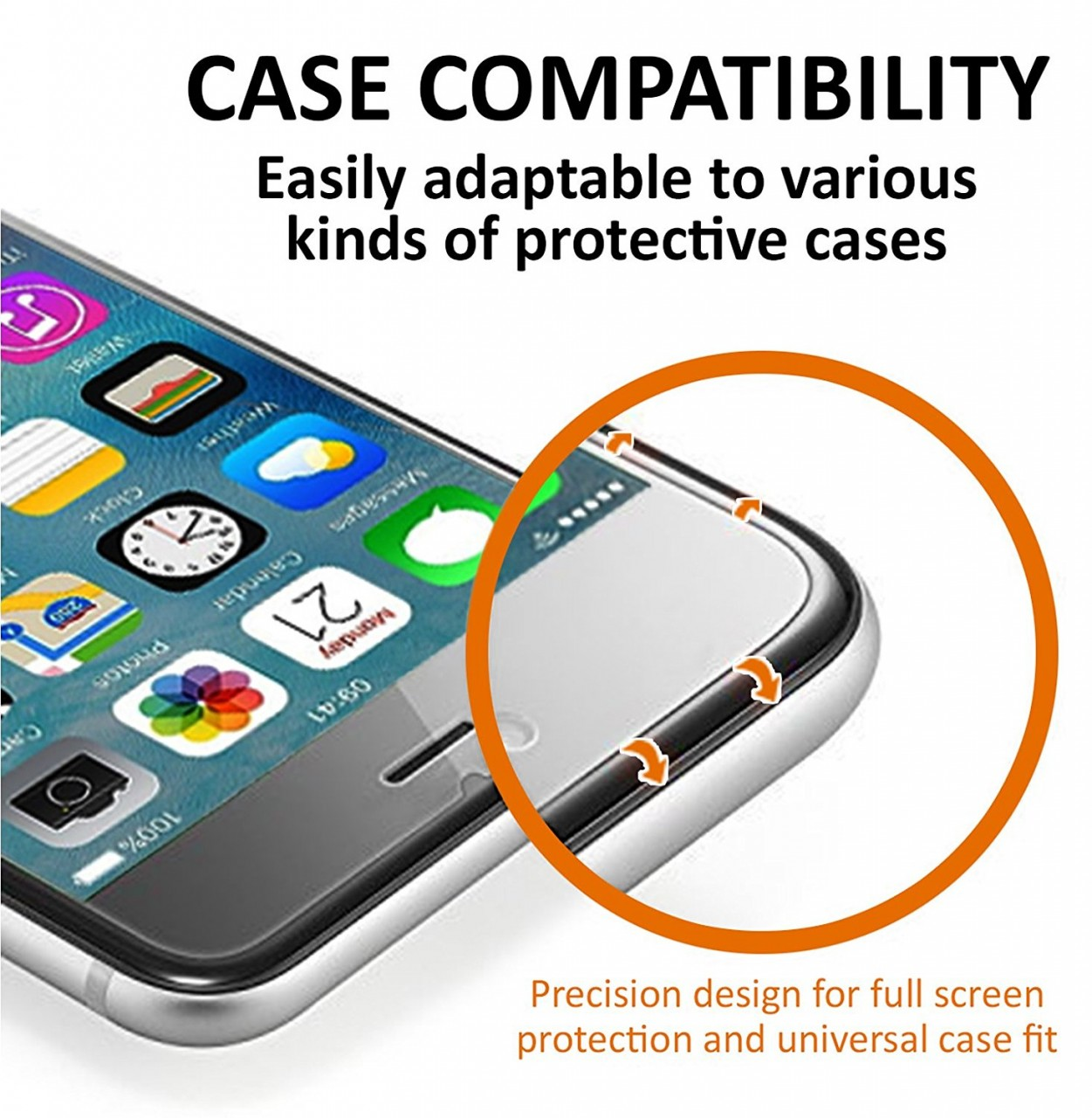 Samar Screen Protector Iphone