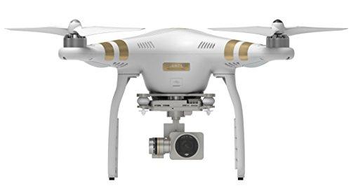 Dji Phantom 3 Professional Quadcopter Drone W Extra Batte