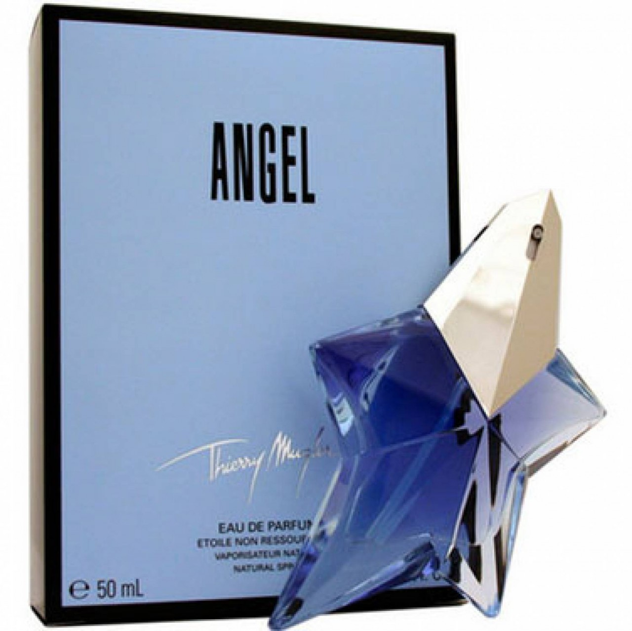 thierry mugler angel 50ml edp in pakistan homeshopping. Black Bedroom Furniture Sets. Home Design Ideas